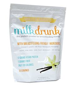 Milk Drunk - Protein Powder for Breastfeeding Mamas - 20 ...