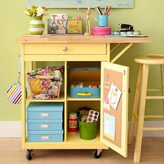 I might have room for something like this. Useful and pretty.