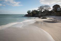 Poses longues à Beg Meil - Fouesnant - détente à la plage | Finistère Bretagne