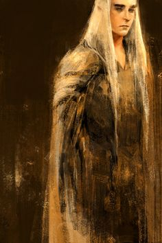 Thranduil by mformadness The Hobbit
