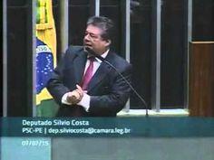 BRAVO !!! :-O Sensacional o discurso de Silvio Costa PSC- Pernambuco