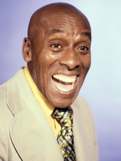 "Scatman Crothers - actor, singer, dancer, musician. Best known for his roles in ""One Flew Over he Cuckoos Nest"", ""The Shining"" and in the TV show ""Chico And The Man"". He died on Nov 22, 1986 from lung cancer at the age of 76."