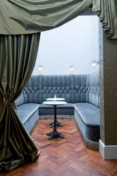 Kettner's Champagne Bar - The Skylight Room