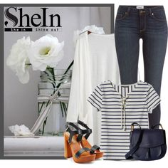 Sin título #1922 by miushka on Polyvore featuring polyvore, fashion, style, L.L.Bean, Paige Denim, Dsquared2, Marc Jacobs and clothing
