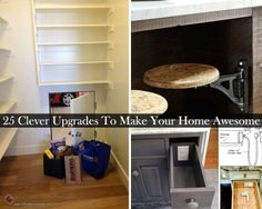 25 Ways to Upgrade and Improve Your Home
