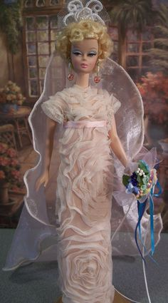OOAK Doll Bride Fashion by Karen glammourdoll