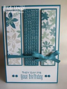 Dear Crafters, Today some of the Art with Heart Stampin' Up! team girls are sharing some wonderful ideas to inspire you with our Designer Series Papers. This month is the start of the new Stampin&#…