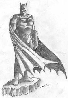 batman and flash comic drawings   Batman Drawings Sketches...