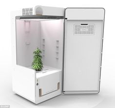 A Colorado based startup has designed a revolutionary refrigerator that completely takes c...