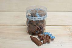 Assortie baby blauw  Chocolate & Gifts www.chocolateandgifts.nl