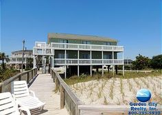 Rainey Cottage 6BR/6BA Oceanfront Vacation Home