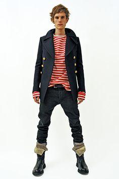 Where's Wally/ Waldo's new outfit - Balmain 2011