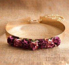 Cinturón de flores Valentina