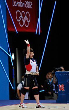 48 Women, Olympic Weightlifting, London2012    三宅宏実選手、感動をありがとう!!