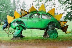el mejor uso que le pudieron haber dado a un escarabajo