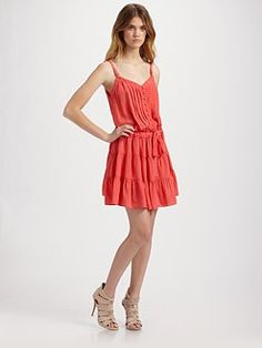 love this rebecca taylor dress!