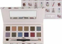 Cargo Cosmetics 'Suited To A Tea' cream eye shadow palette 12 x Cream Eyeshadow Palette, Cargo Cosmetics, Beauty Makeup, Top Beauty, Beauty Stuff, Makeup Eyeshadow, Makeup Tips, Nail Colors, Bath And Body
