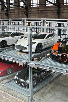 Bugatti Veyron, Aston Martin One-77, Ferrari F40, Porsche 911, Porsche 356