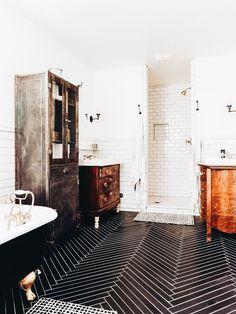 Home decor ideas, Home decoration, Interior design, interior design ideas, Bathrooms / Pinterest: @YessiPiccone