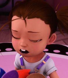 Manon Chamack | Miraculous Ladybug S1 | Ep 18 Marinette Doll, Ladybug And Cat Noir Reveal, Minor Character, Miraculous Ladybug, Characters, Figurines