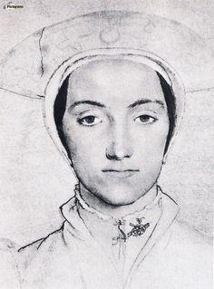 Portrait of Anne Boleyn - Hans Holbein - Canvas Artwork - Portrait of Anne Boleyn Canvas Print - Renaissance, Tudor History, Art History, Portrait Art, Portraits, Hans Holbein The Younger, Anne Boleyn, You Draw, Canvas Artwork