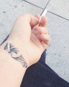 #tattoo #ink #inked #smoke #cigarette