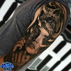 Awesome tattoo by @alejandromazakre using #fusionink #fusion_ink #fusiontattooink #tattoos #tattooed #ink #artist #bright #bold #tattooartist #tattooink #ink #inked #tattoo #skinartmag #inkaddict #tattooer #supportgoodtattoos #texas #tattoolife #tattooing #instatattoo #inks #cleantattoos #inklife #inkedmag #tattooart #bodyart #sullen #tattooedpeople #tattoocommunity