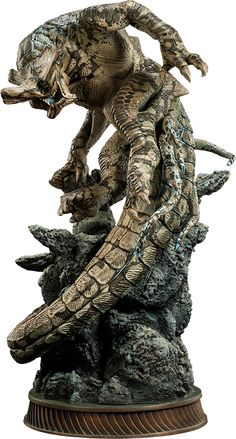 Pacific Rim Slattern: Pacific Rim Statue by Sideshow Collect | Sideshow Collectibles