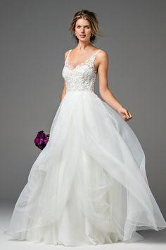 Sasha available at Adore Bridal Boutique! www.adorebridalga.com