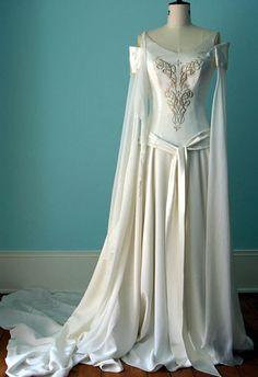 The Arrangement Chapter 038 Elvish Dress Celtic Wedding Dresses Elven