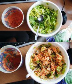 SLADKOPÁLIVÁ OMÁČKA (slnečnica, sezam, rajčiny, červené / žlté papriky, horčičné semienko, cesnak)