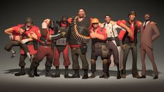 a very stronk family by Py-Bun on DeviantArt Valve Games, Tf2 Memes, Team Fortess 2, Paladin, Best Games, Overwatch, Deviantart, Tf2 Comics, Fandoms
