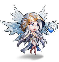 22 Angel ý Tưởng Chiến Binh Fantasy Artwork Thiên Thần