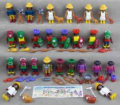 Ueei Ferrero 1995 Faszinierendes Afrika Steckfigur Auswahl Variante Figur BPZ | eBay