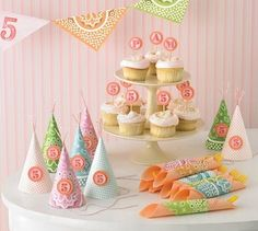 kit decoracao de festa de aniversario
