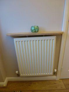 Wooden Radiator shelf £23.99