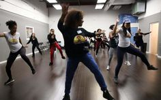 Carnival Spice Choreography Workshop: FAST WINE | TorontoDance.com