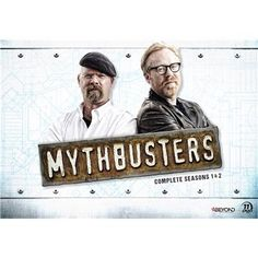 MythBusters - Season 1 & 2 $20.94
