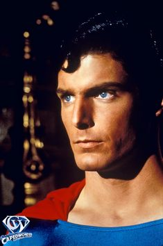 Christopher Reeve - the only Superman. This is for my friend Sarah :-) (SQUEEEE! Superman Photos, Superman Movies, Superman Art, Superman Man Of Steel, Real Superman, Superman Actors, Original Superman, Superhero Superman, Batman