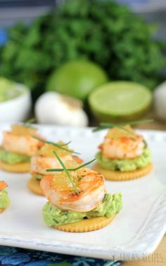 10 Summer Appetizers for Every Taste ~ Perfect for hot summer days! From a cool and refreshing poolside dip to an elegant and healthy ceviche, these appetizers are hand-picked from top bloggers! ~ from communitytable.parade.com