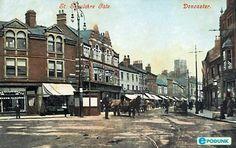 Old Doncaster - St Sepulchre Gate