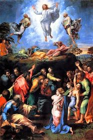 Catholic Fire: St. Pope John Paul II Quote on the Transfiguration of the Lord