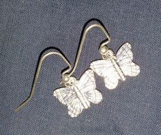 Butterflies (no chains) by PleinDesign on Etsy