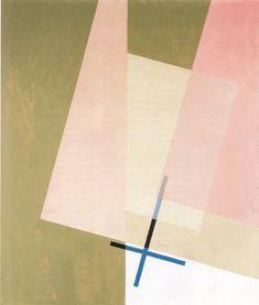 """""""A XI,"""" by László Moholy-Nagy, 1923."""