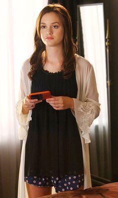 Leighton Meester As Blair Waldorf In Gossip Girl, 2007