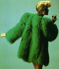 Yves Saint Laurent 1971 from www.anothermag.com