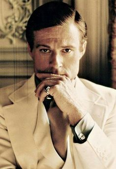 * Robert Redford * ~ The Great Gatsby, 1974