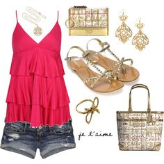 Love the pink! Want in Hawaii