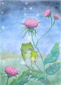 Marcela Calderón Ilustraciones: Mis libros ilustrados
