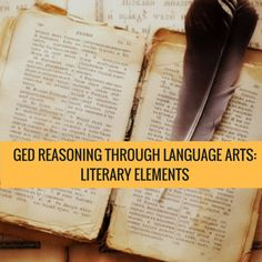 We have exciting   GED Reasoning Through Language Arts that you can use for your review.  Check our website for more tips!  http://www.testpreptoolkit.com/ged-prep-blog/2-literary-elements-know-take-ged-reading-test/?utm_content=buffer6a68e&utm_medium=social&utm_source=pinterest.com&utm_campaign=buffer  #Study #Guide #TestPrepToolkit #GEDStudy #GEDPracticeTest #OnlineClasses